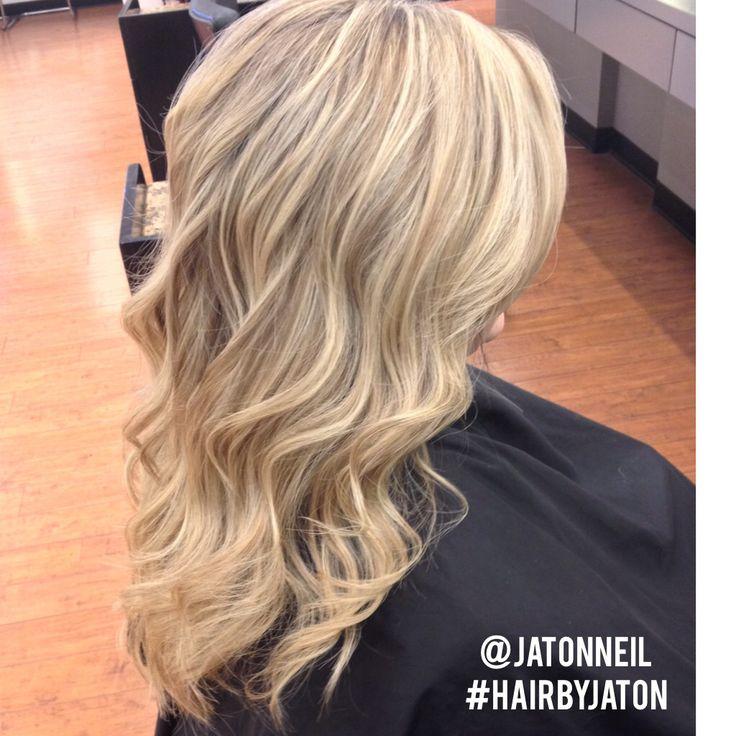 Dimensional blonde. #davines #blonde #longhair