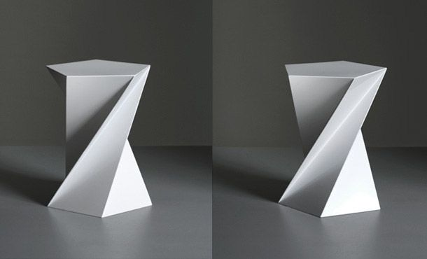 Oshibori Stool - So Takahashi Design. / Found the same concept I thought years ago / cool!