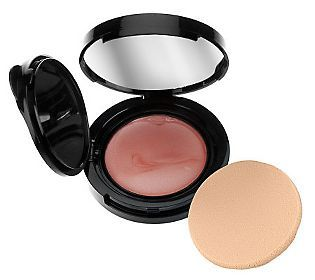 Dalton Rose Gold H2 Glo Highlighter Cream w/ Sponge / said to give you that 'youthful glow' without drying