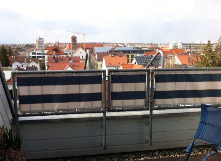 11 besten balkon bilder auf pinterest balkon balkon. Black Bedroom Furniture Sets. Home Design Ideas
