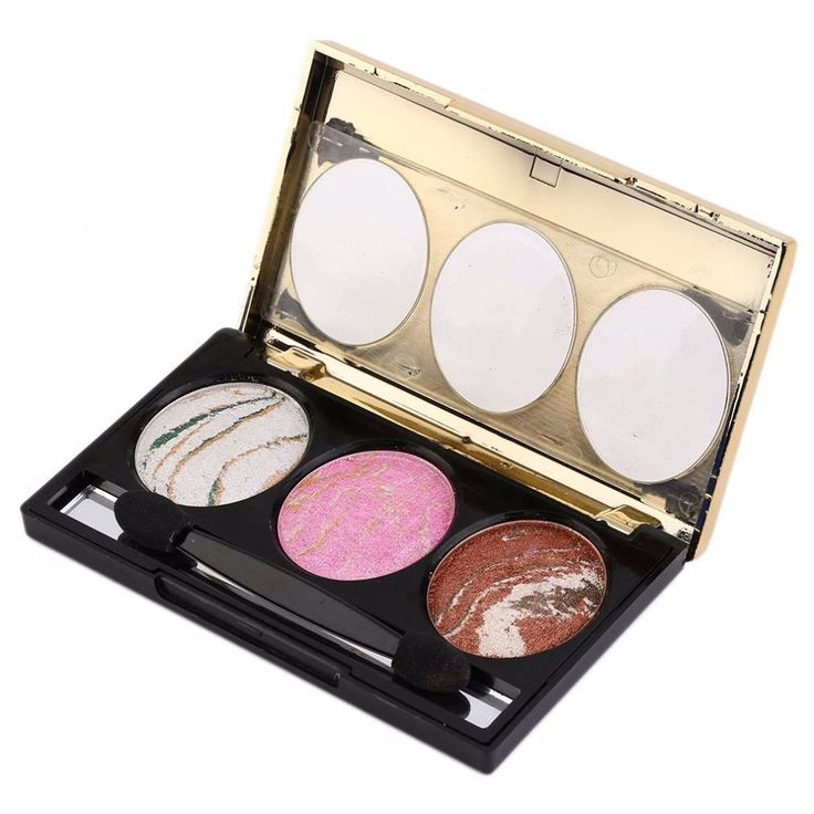 Special Women Lady Design Eye Shadow Personal Facial Makeup Long Lasting Cosmetic Makeup Eyeshadow 6 Types Optional #Affiliate