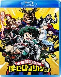 Boku no Hero Academia - 1ª Temporada Completa Torrent – HD 1080p Legendado Download (2016)
