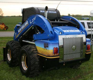 New Holland Skid Steer | new holland big blue skid steer bookmark it hide sites
