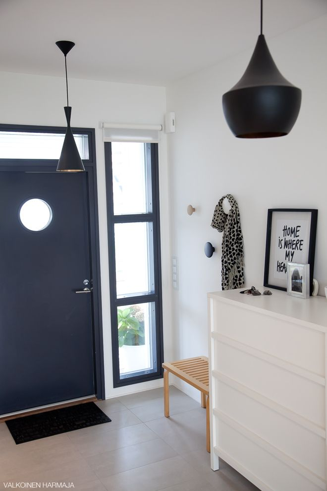 via valkoinen black and white hallway tom dixon lamp white hallsentry halltom dixon beattom dixon lampsmall benchshoe