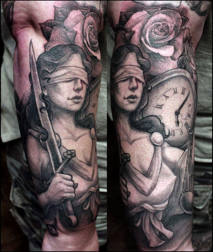 Tattoos   Portfolio Categories   Shawn Barber