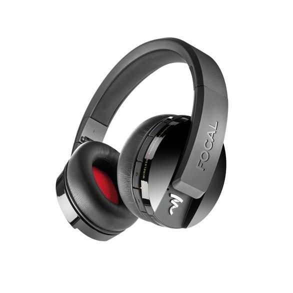 Focal Listen Wireless Closed-back over-ear headphones