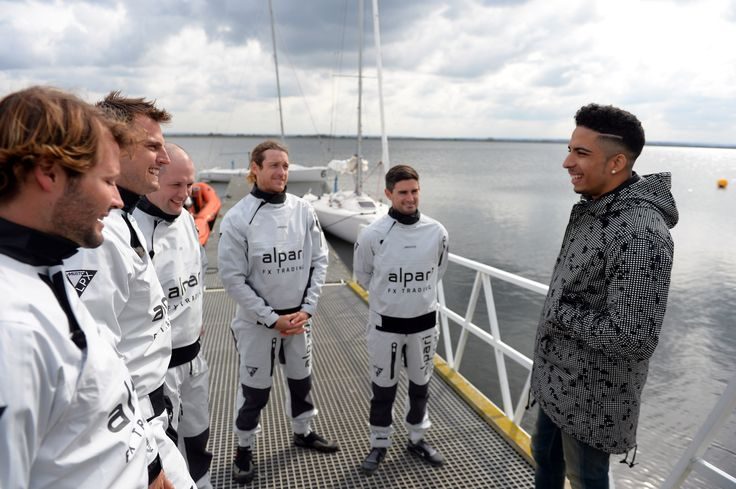 Foreign exchange broker and sport sponsor Alpari has launched a film camapign 'The sailing lesson' featuring Channel 4's magician Troy Von Scheibner.