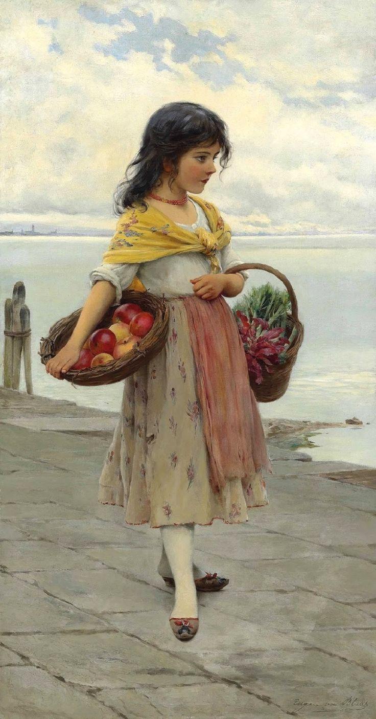 EUGENE DE BLAAS (AUSTRIAN, 1843-1931)