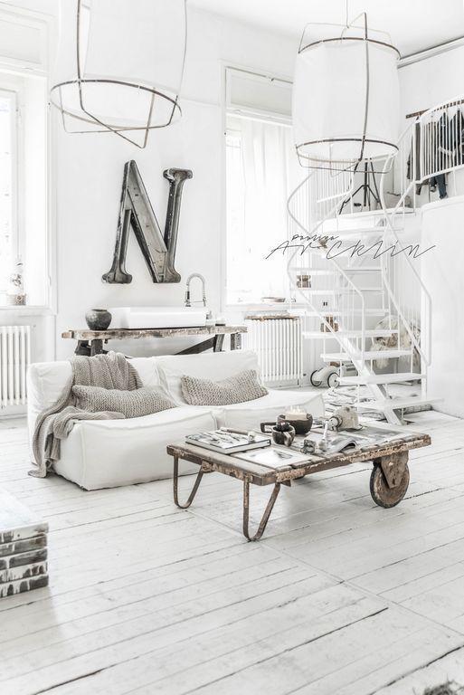 Paulina Arcklin's loft