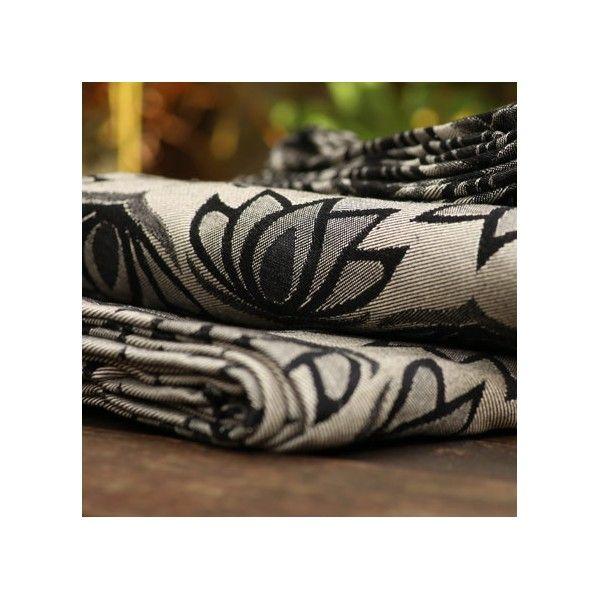 Solnce Black Lotus Wrap