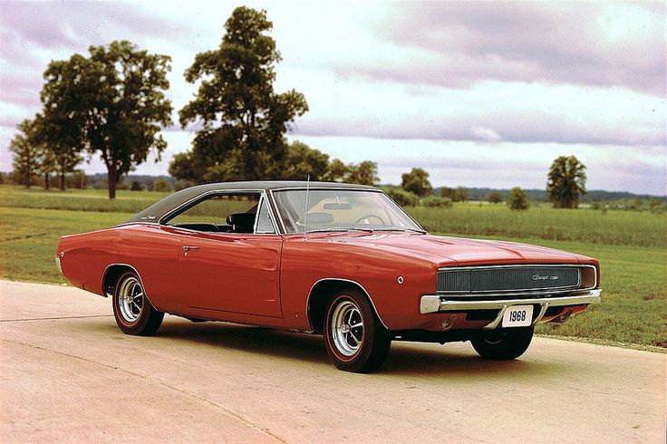 1968 Dodge Charger | Auto Clasico | Flickr