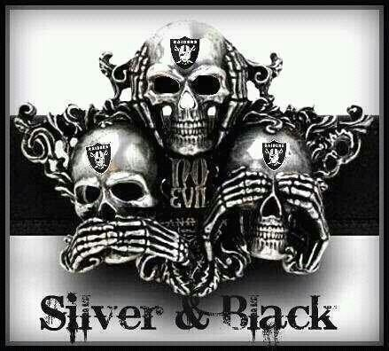SILVER N BLACK FOR LIFE