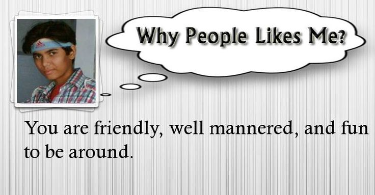 Check my results of Why People Likes You? Facebook Fun App by clicking Visit Site button