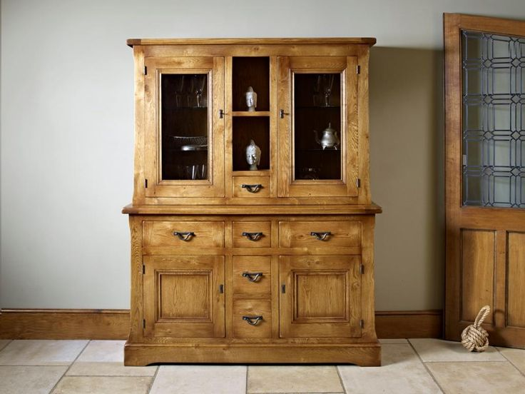 Wonderful The Chatsworth Sideboard And Dresser Top. An Oak Range Of Furniture With  Simple Harmonious Lines
