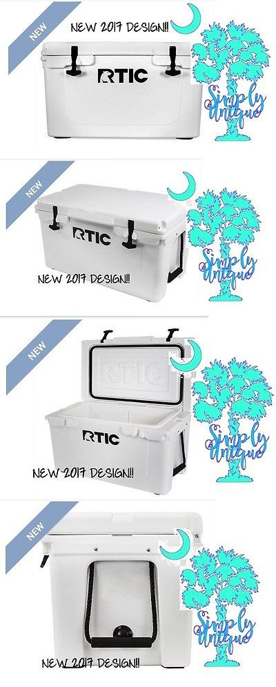Camping Ice Boxes and Coolers 181382: *New 2017 Design Rtic 45 Cooler Artic White Storage *Free Shipping! -> BUY IT NOW ONLY: $225.99 on eBay!
