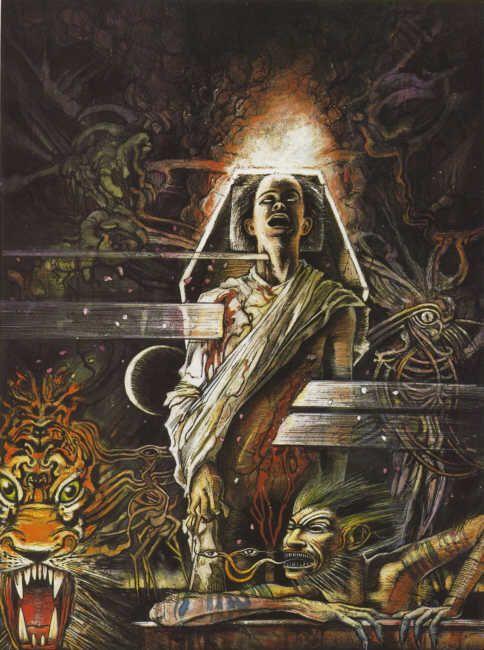Clive Barker - Book Of Blood Volume VI