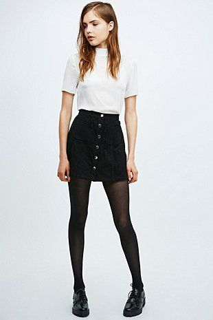 Amazing Cooperative A-Line Cord Skirt – Urban Outfitters