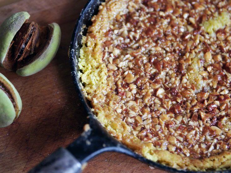 Toscakaka med mandel och honung   Recept från Köket.se