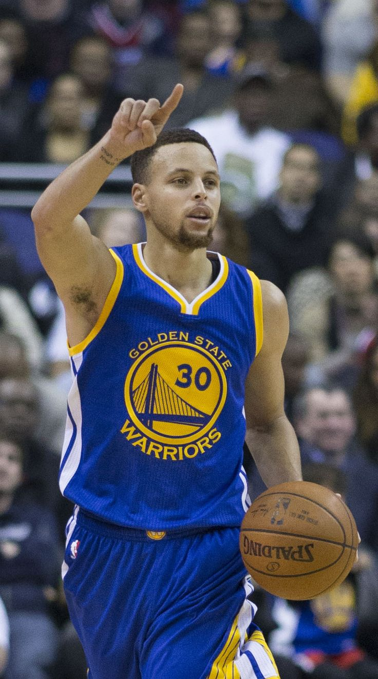 Stephen Curry is not only our team's best player, he's also its fearless leader.