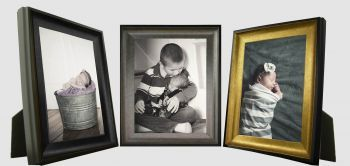 https://www.pictureframecompany.com/readymade-frames/table-top-frames/ 20% OFF for October 2015