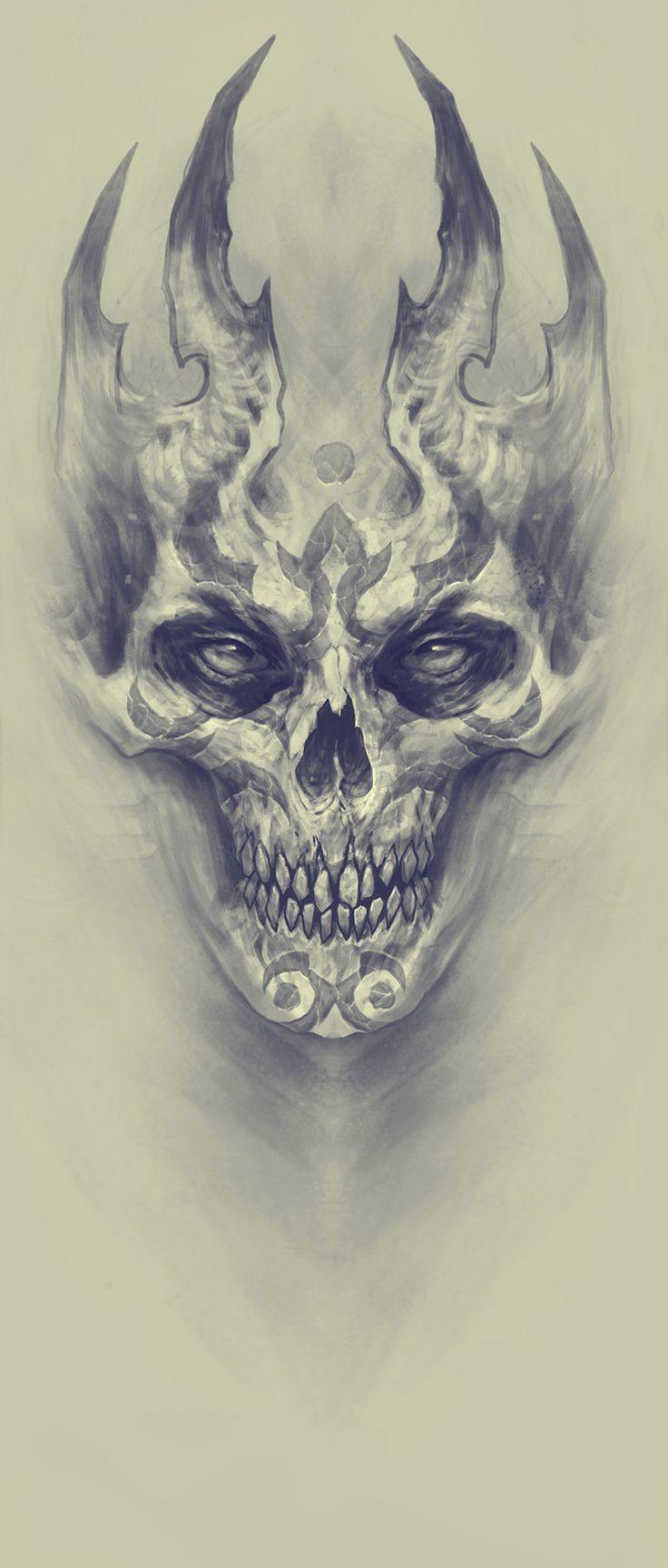 ArtStation - Demon, Kazimirov Dmitriy