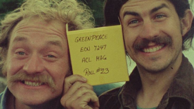 Amazing story and epic documentary about pioneering activists Greenpeace.  www.justaplatform.com/how-to-change-the-world-documentary