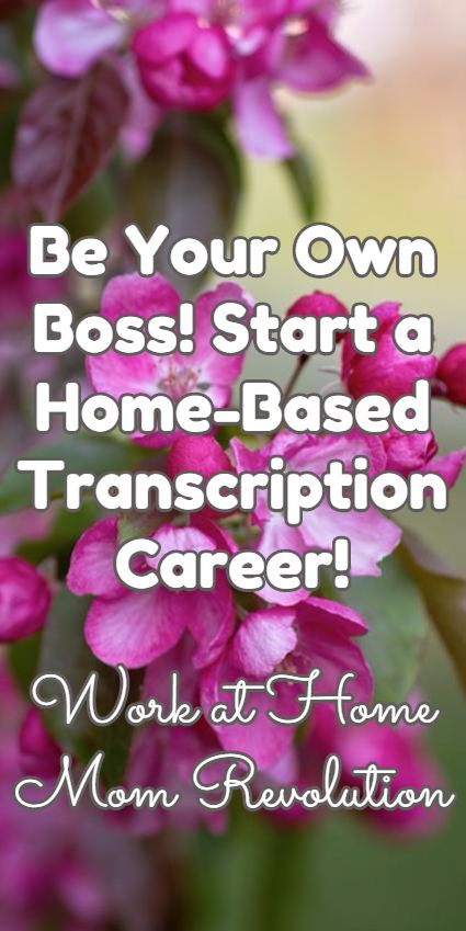 how to start a transcription business at home