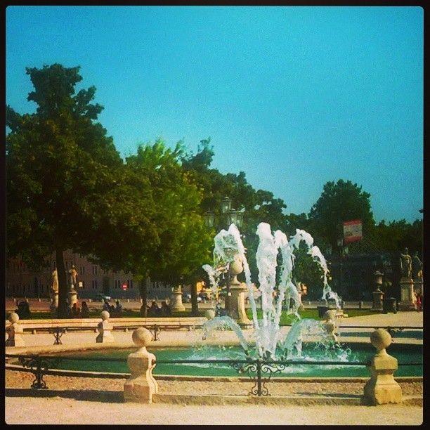 La fontana di Prato della Valle