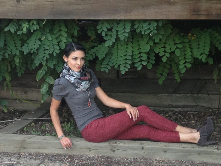 Beautiful hand made scarves!  All proceeds from the TRI line go directly back to India to build homes and schools for children.