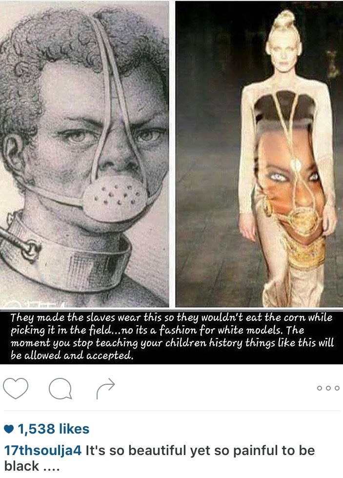 The Devils love making mockery of us...soon some black devil will have this on,because a negro will do anything for money.In their sick mind Master is right.