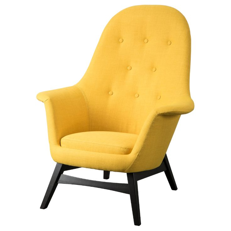 BENARP Sessel, Skiftebo gelb   IKEA Österreich   Armchair ...