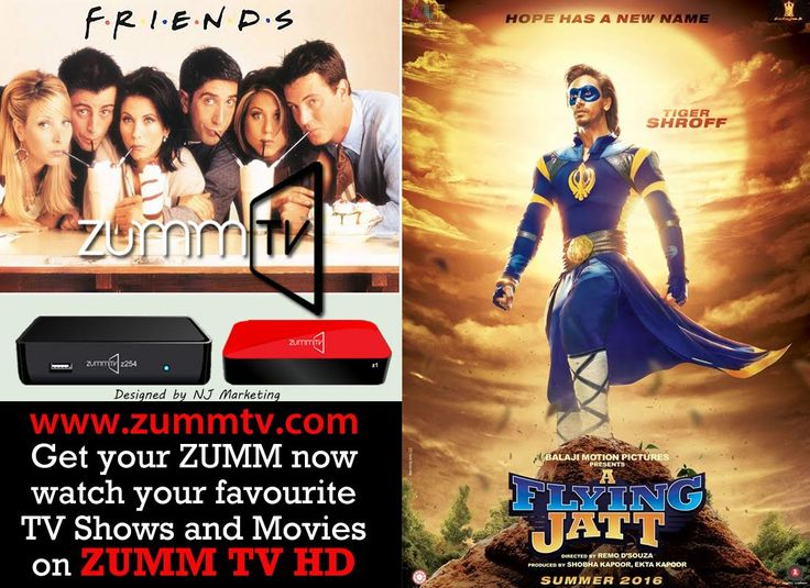Now Get Our ZUMM TV BOX & Enjoy MOVIES Of Your Choice ZUMMTV is a premium service IPTV provider with a variety of both Hollywood and Bollywood movies to browse from!!  Also if you refer our services to 6 of your friends then you can get 1 year subscription free!! It cannot get better than this!! Visit http://zummtv.com/ today!!