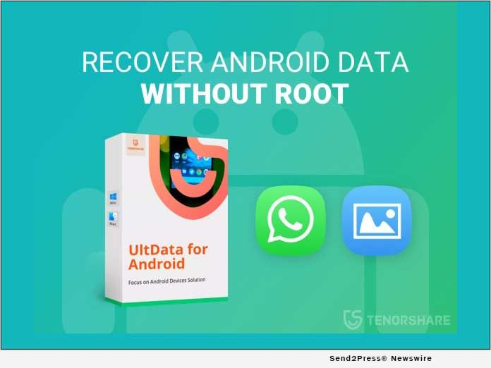 Tenorshare Updates Ultdata For Android To Recover Deleted Whatsapp