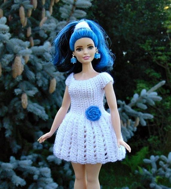 Curvy Barbie dress curvy barbie clothes curvy barbie barbie
