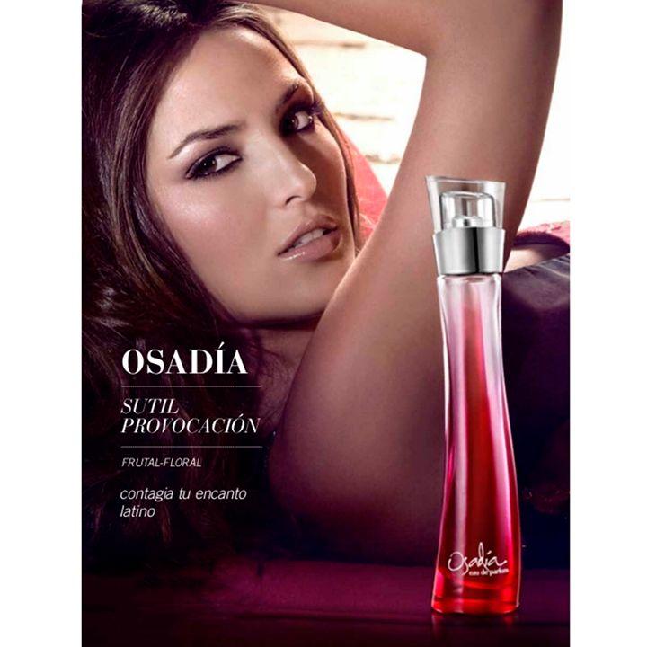 HOY 40% Dcto en Perfume OSADIA #Yanbal. Envío Nacional #Colombia. http://www.descuentometro.com/producto/perfume-osadia-yanbal-50-ml/