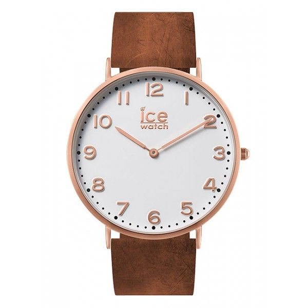 CHL.A.WHI.36.N.15 - ICE-WATCH CITY Whitechapel  - Rose Gold - Water Resistant - Free Delivery