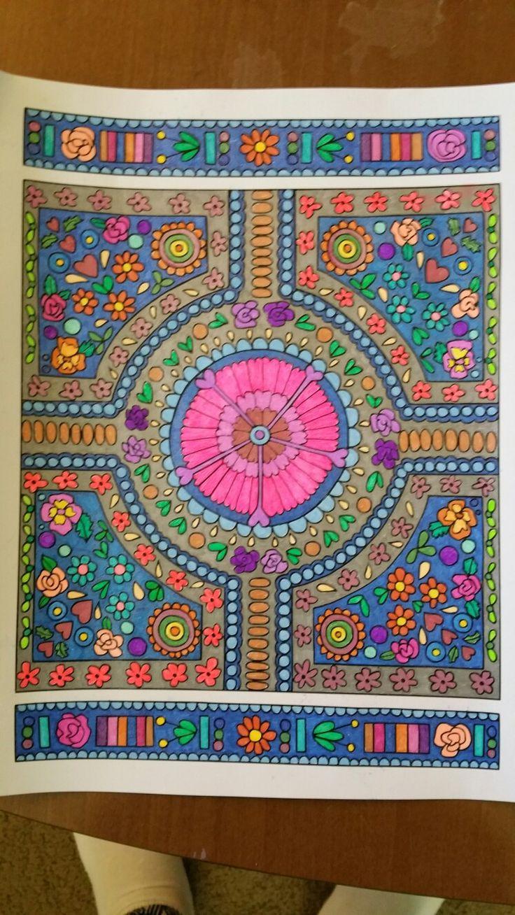 Vintage & Retro Coloring Book