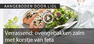 Verrassend: ovengebakken zalm met korstje van feta | gesponsord | De Morgen