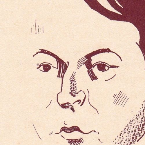 Portrait-Jacques-Audiberti-Antibes-Poesie-Theatre-Dramaturge