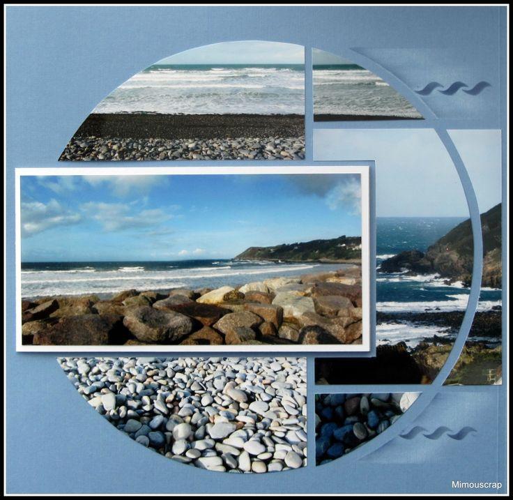 Cotentin 2012 - La Pointe du Rozel - Le scrap européen de Mimouscrap