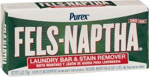 Hard-to-Find Fels-Naptha Bar Soap