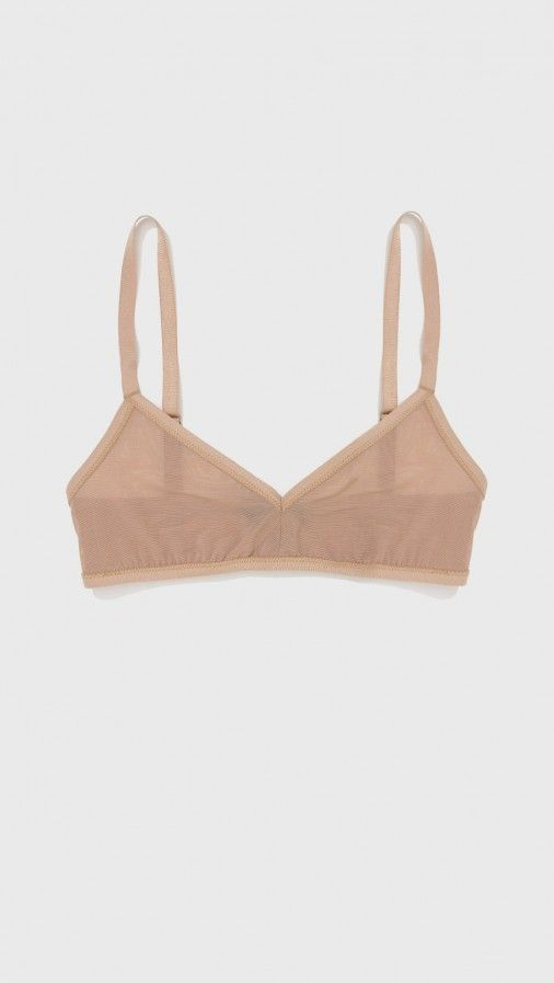 Land of Women Mesh Classic Bra | The Dreslyn