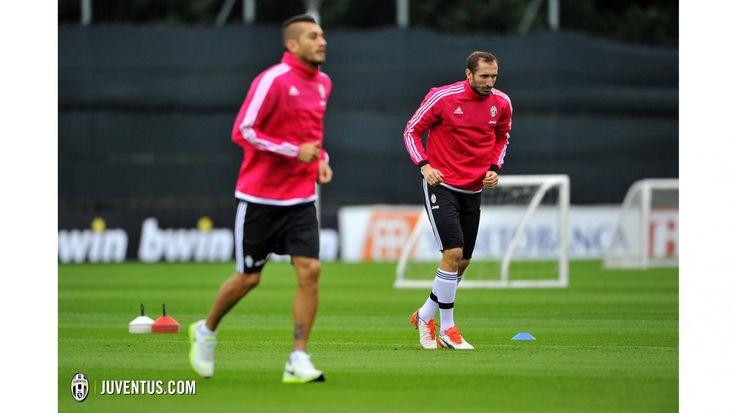 La seduta del 15 ottobre - Juventus.com