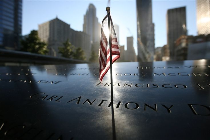 Honoring those lost on September 11, 2001 - PhotoBlog