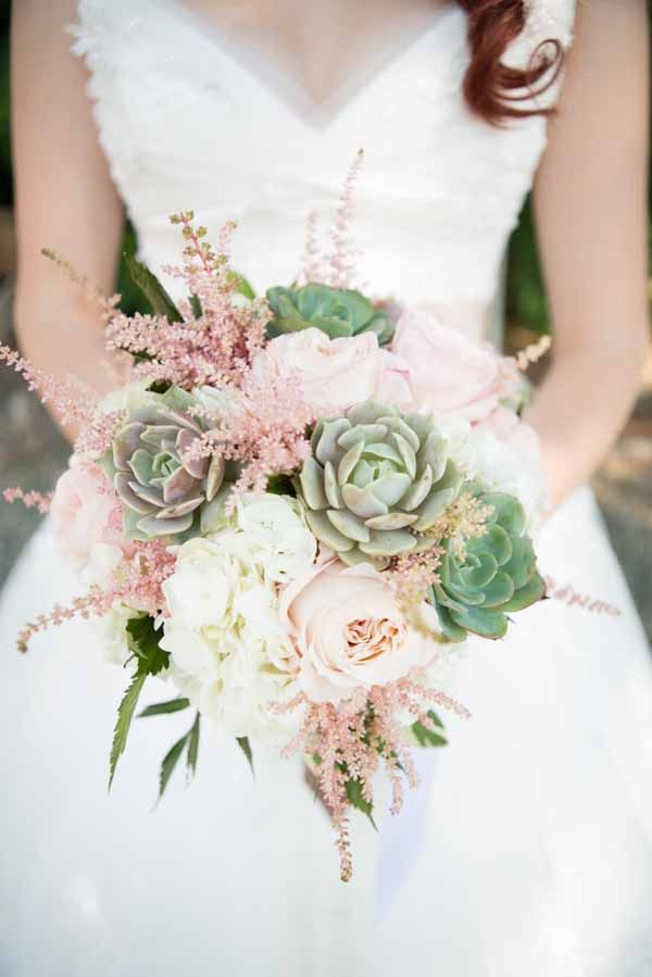 jens blossoms jon moch photography bridal bouquet with succulents