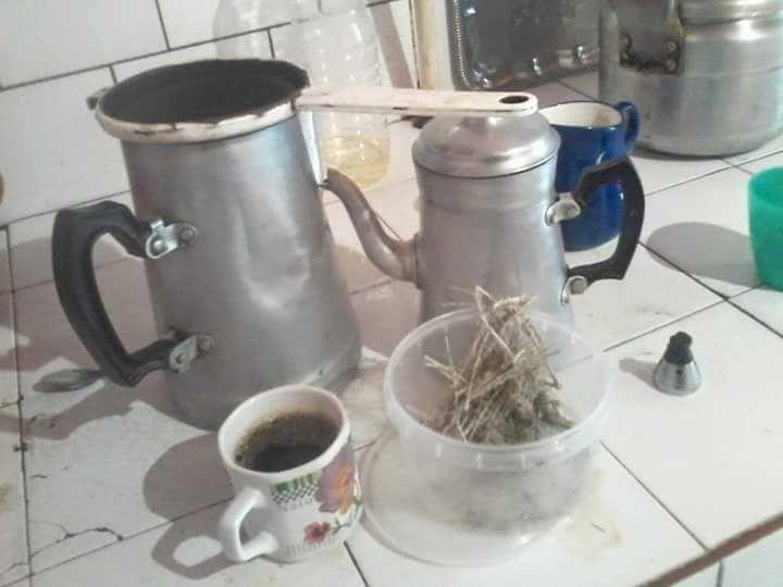 قهوة الصفاية الجزائرية Watering Can Traditional Coffee Maker