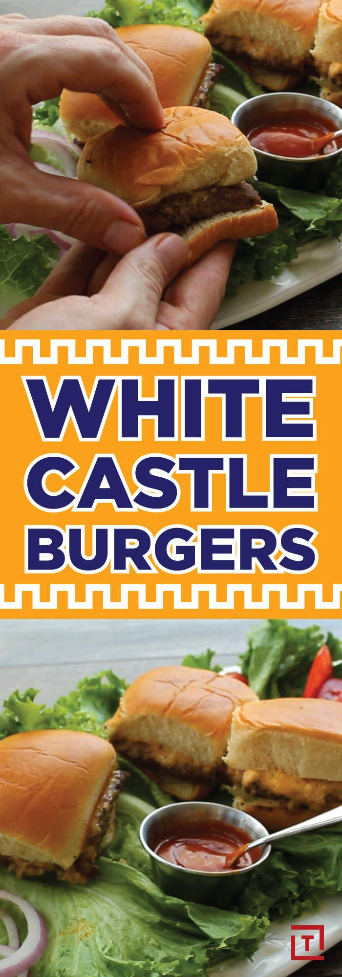 Need your White Castle fix? Here's how to make their iconic sliders right at home.