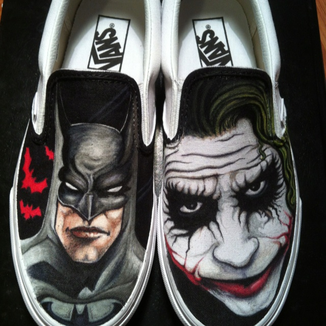 Michael Myers Tennis Shoes