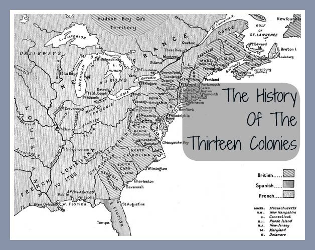 free public domain ebook history of the thirteen colonies public domain resources. Black Bedroom Furniture Sets. Home Design Ideas