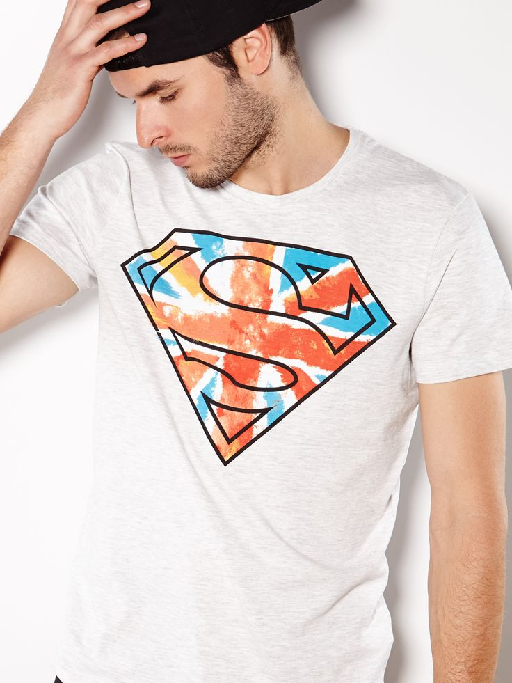 T-SHIRT Z NADRUKIEM DC COMICS, HOUSE
